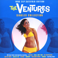 LP The Ventures. Singles Collection (LP)