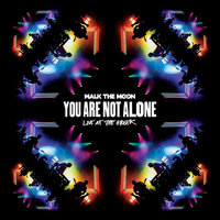 LP Walk The Moon. You Are Not Alone (Live At The Greek) (LP)