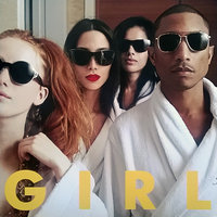 LP Pharrell Williams. Girl (LP)
