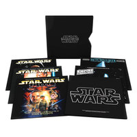 LP John Williams. Star Wars. The Ultimate Vinyl Collection (LP)