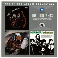 Audio CD The Dubliners. The Triple album collection: A Drop of the Hard Stuff / More of the Hard Stuff / At It Again!