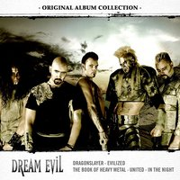 Audio CD Dream Evil. Original Album Collection (Dragonslayer / Evilized / The Book Of Heavy Metal / United / In The Night)