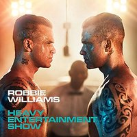 DVD + Audio CD Robbie Williams. Heavy Entertainment Show Deluxe