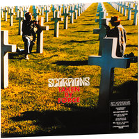 LP + Audio CD Scorpions. Taken By Force (50th Anniversary Deluxe Edition)