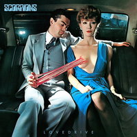 DVD + Audio CD Scorpions. Lovedrive (50th Anniversary Deluxe Edition)