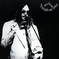 LP Neil Young. Tonight's The Night (LP)