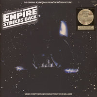 LP John Williams. Star Wars. Episode V. The Empire Strikes Back (LP) / Саундтрек к фильму Star wars. Episode V: the Empire strikes back
