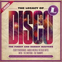 LP Various Artists. Legacy of Disco (LP)
