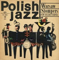 LP Warsaw Stompers. New Orleans Stompers (Polish Jazz) (LP)