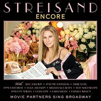 Barbra Streisand. Encore: Movie Partners Sing Broadway (LP)