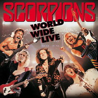 Scorpions. World Wide Live (50th Anniversary Deluxe Edition) (DVD + CD)