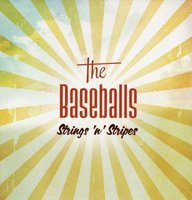LP The Baseballs. Strings N Stripes (LP)