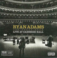 Audio CD Ryan Adams. Ten Songs From Live At Carnegie Hall