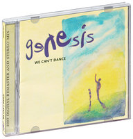 Audio CD Genesis. We Can't Dance