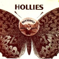 LP Hollies. Butterfly (LP)