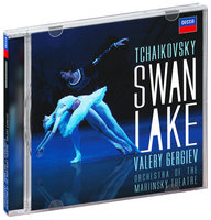 Valery Gergiev, Orchestra Of The Mariinsky Theatre. Tchaikovsky. Swan Lake (CD)