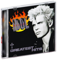 Billy Idol. Greatest Hits (CD)