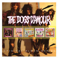 Dogs D'Amour. Original Album Series (In The Dynamite Jet Saloon / (Un)Authorised Bootleg Album / Errol Flynn / Straight / More Unchartered Heigts Of Disgrace (5 CD)