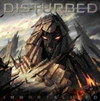 Audio CD Disturbed. Immortalized