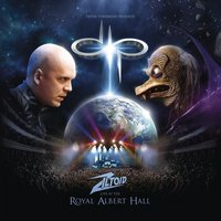 DVD + Audio CD Devin Townsend Project. Ziltoid Live At The Royal Albert Hall