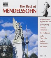 Audio CD Various. The Best of Mendelssohn
