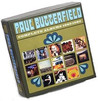 Audio CD Paul Butterfield. Complete Albums 1965-1980