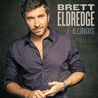Audio CD Brett Eldredge. Illinois