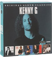 Audio CD Kenny G. Original Album Classics