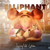 Audio CD Elliphant. Living Life Golden