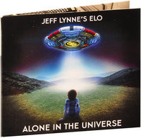 Electric Light Orchestra. Jeff Lynne's ELO. Alone In The Universe (CD)