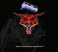 Judas Priest. Defenders Of The Faith. 30th Anniversary Edition (3 CD)