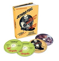 DVD + Audio CD Jethro Tull. Too Old To Rock'n'Roll. Too Young To Die !