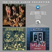 Jethro Tull. The Triple Album Collection. (3 CD)