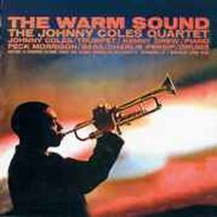Audio CD Johnny Coles Quartet. The Warm Sound