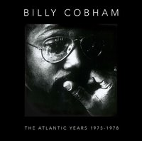 Billy Cobham. The Atlantic Years 1973-1978 (8 CD)