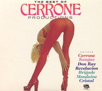 Cerrone. The Best Of Cerrone Productions (2 CD)