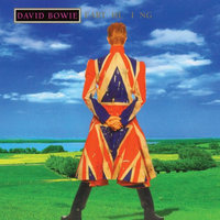 Audio CD David Bowie. Earthling