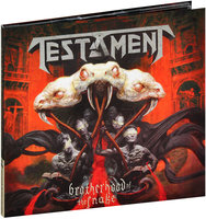 Testament. Brotherhood Of The Snake (CD)