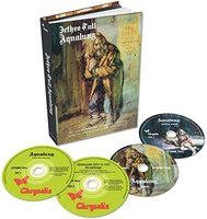 DVD + Audio CD Jethro Tull. Aqualung. 40th Anniversary Adapted Edition