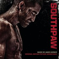 Audio CD James Horne. Southpaw. / Саундтрек к фильму Southpaw.