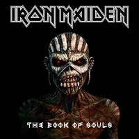Audio CD Iron Maiden. The Book Of Souls