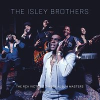 Audio CD The Isley Brothers. RCA Victor and T-Neck Album Masters