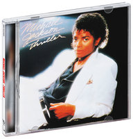 Michael Jackson. Thriller (CD)