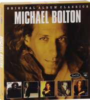 Michael Bolton. Original Album Classics (5 CD)