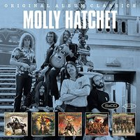 Audio CD Molly Hatchet. Original Album Classics