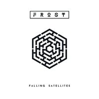 Audio CD Frost. Falling satellites