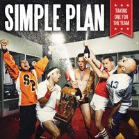 Audio CD Simple Plan. Taking One For The Team