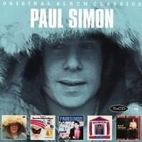 Audio CD Paul Simon. Original Album Classics