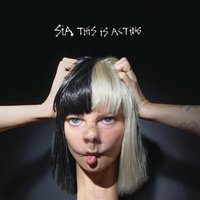 Sia. This Is Acting (CD)