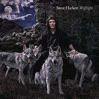 Audio CD Steve Hackett. Wolflight